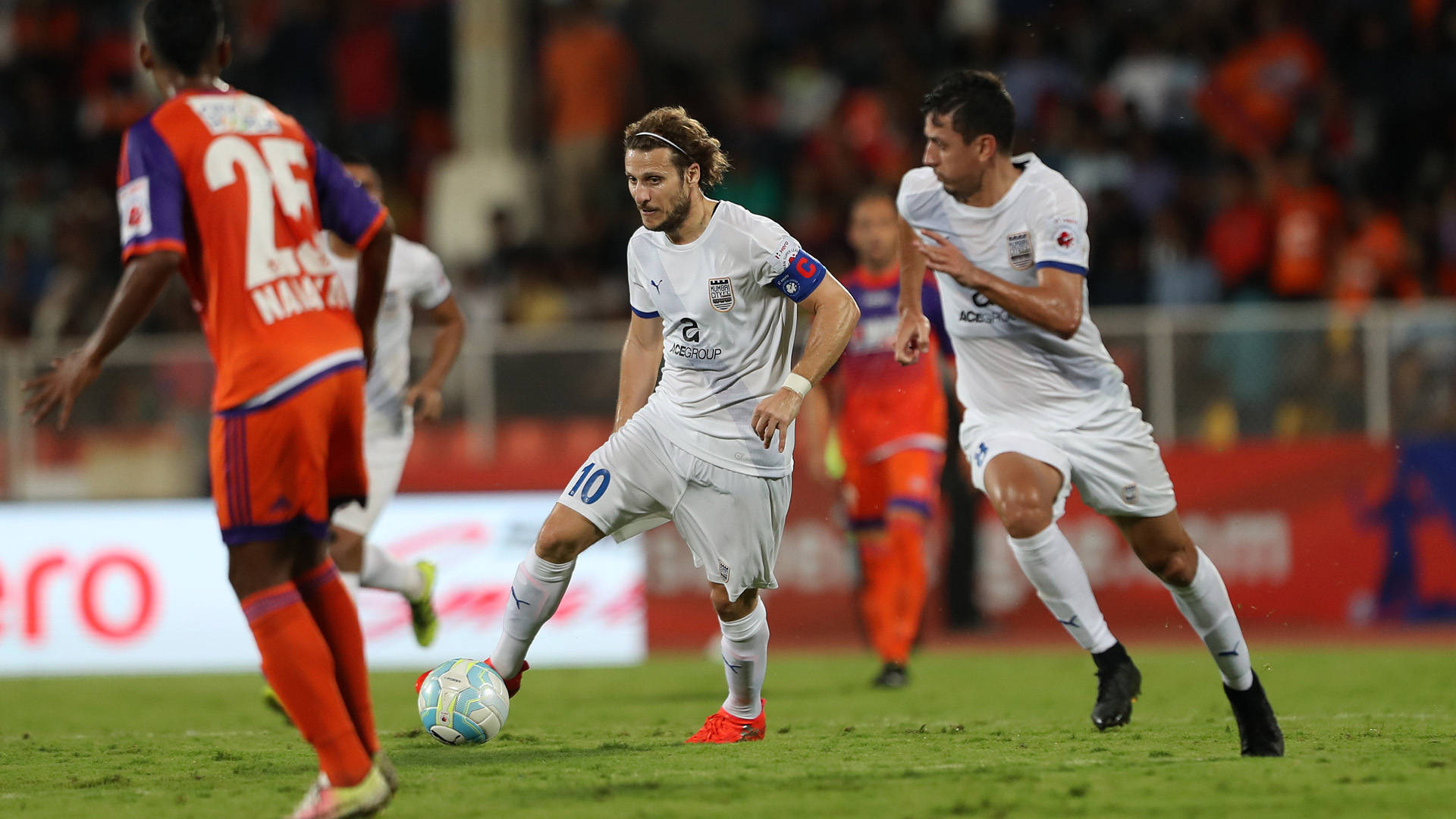 Indian Super League 2016 How did Diego Forlan fare for Mumbai