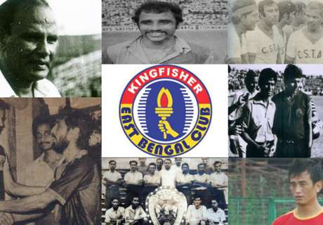 Top 20 East Bengal players of all time