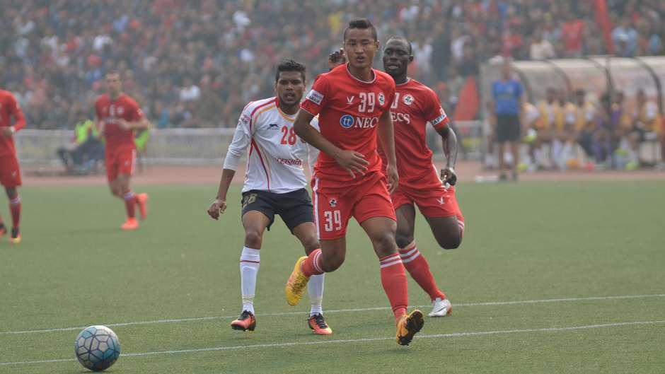 Lalruatthara Aizawl FC East Bengal FC I-League 2017 - Goal.com