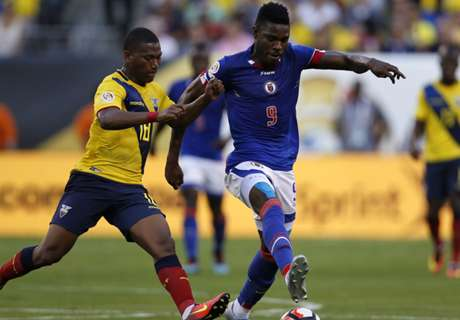 Haiti into Gold Cup playoff with win