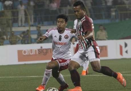 I-League LIVE: Mohun Bagan v Minerva