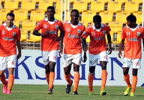 Sporting Goa confirms I-League exit