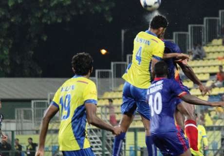 I-League club-wise presence in the ISL