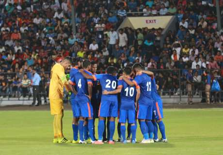 AFC Asian Cup 2019 Qualifier: Myanmar vs. India Preview