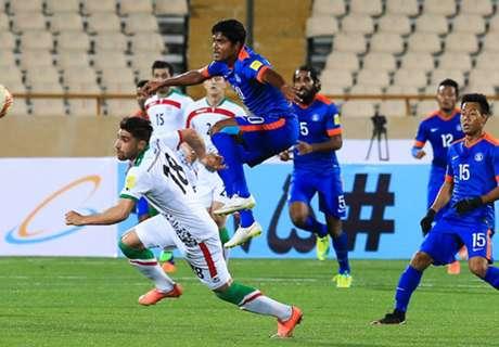REPORT: Iran 4-0 India