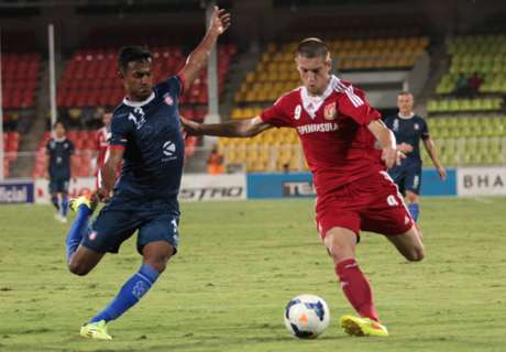 OFFICIAL: No Bharat FC, Pune FC in I-League