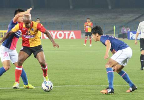 Report: Kitchee SC 2-2 East Bengal