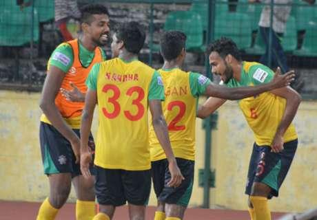 Review: Chennai City's home season