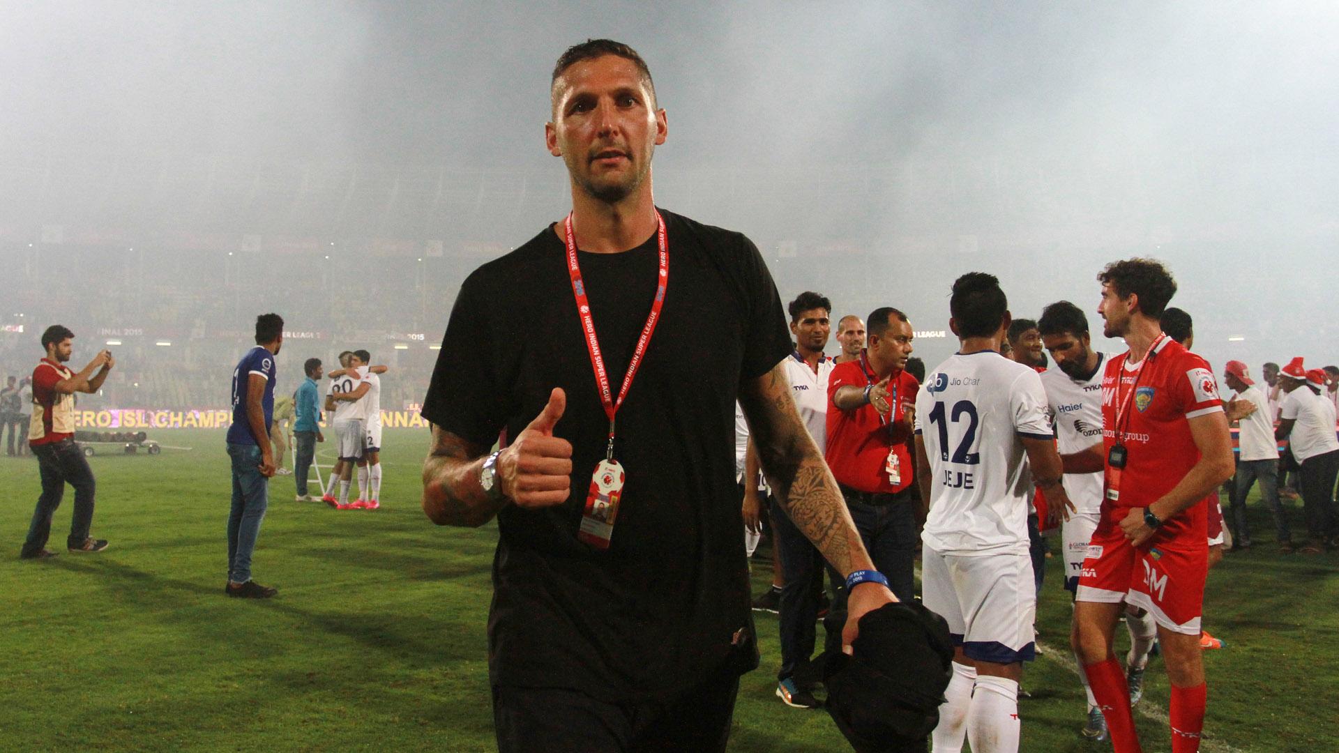 Materazzi primo trionfo da allenatore: