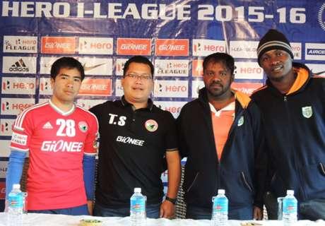 LIVE: Shillong Lajong v Sporting Goa