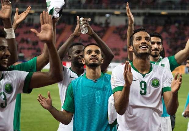 VIDEO: Winger scores powerful long-range stunner for Saudi Arabia - Goal.com