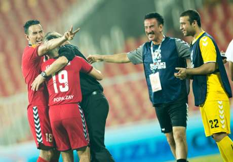 Report: Afghanistan 4-1 Maldives