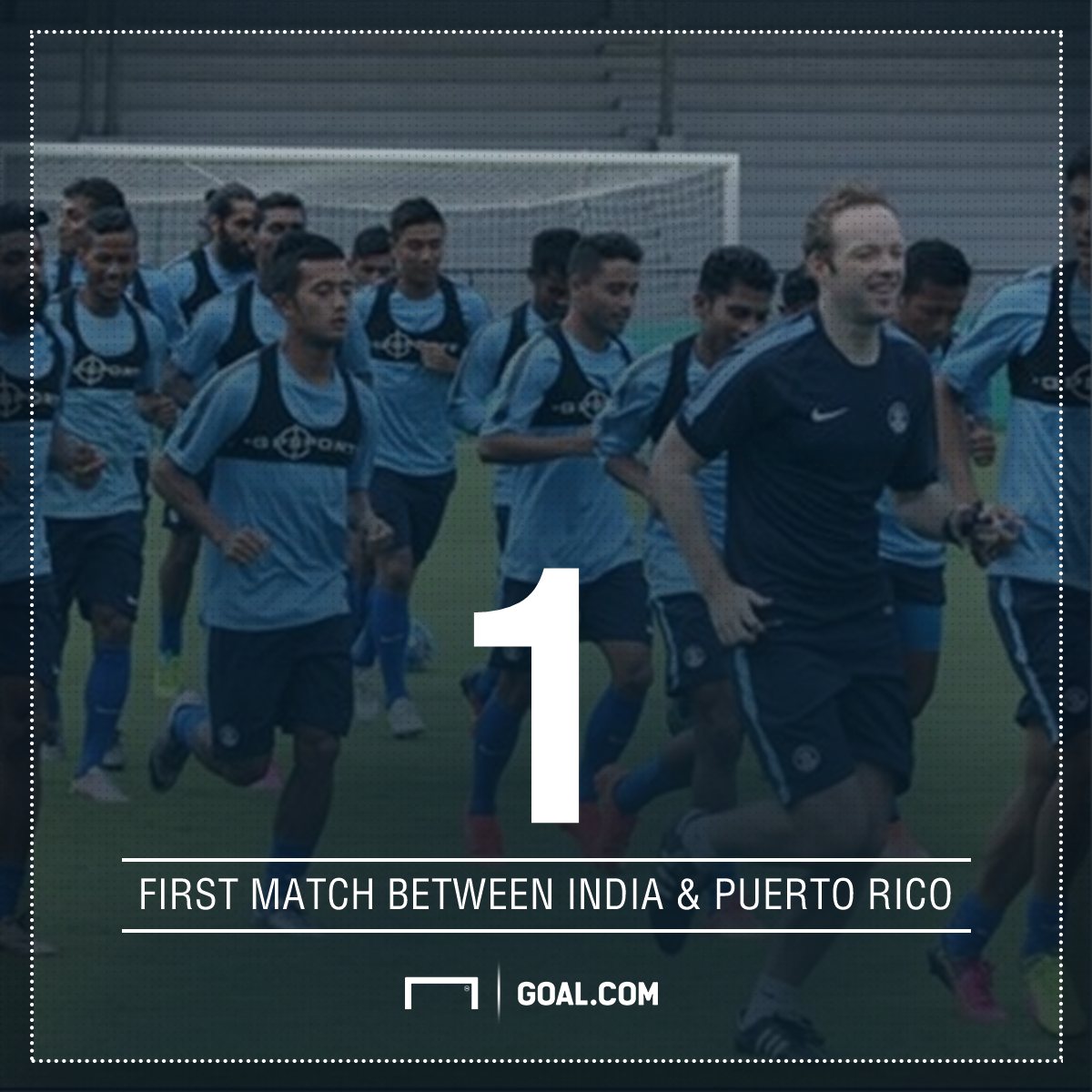 India vs Puerto Rico Playing Surface - Goal.com