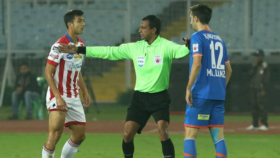 ATK FC Goa ISL 4 2017/2018