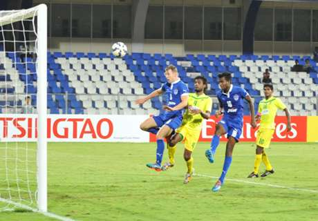 Report: Bengaluru FC 2-1 Maziya