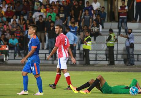Goal 25 Rank 2: Sunil Chhetri