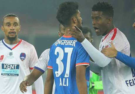 Uche strikes late as Delhi hold Goa
