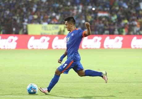'Chhetri Indian team's talisman'