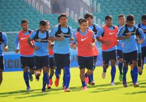 India National Team training session
