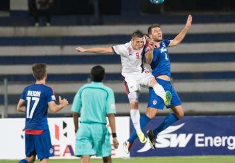 REPORT: Bengaluru 2-1 Mohun Bagan