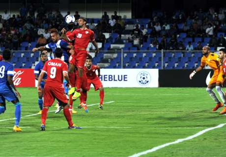 WCQ Preview: Oman - India