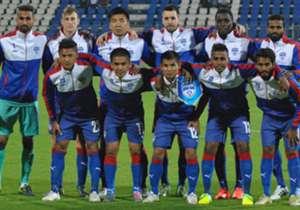 Bengaluru FC I-League Squad