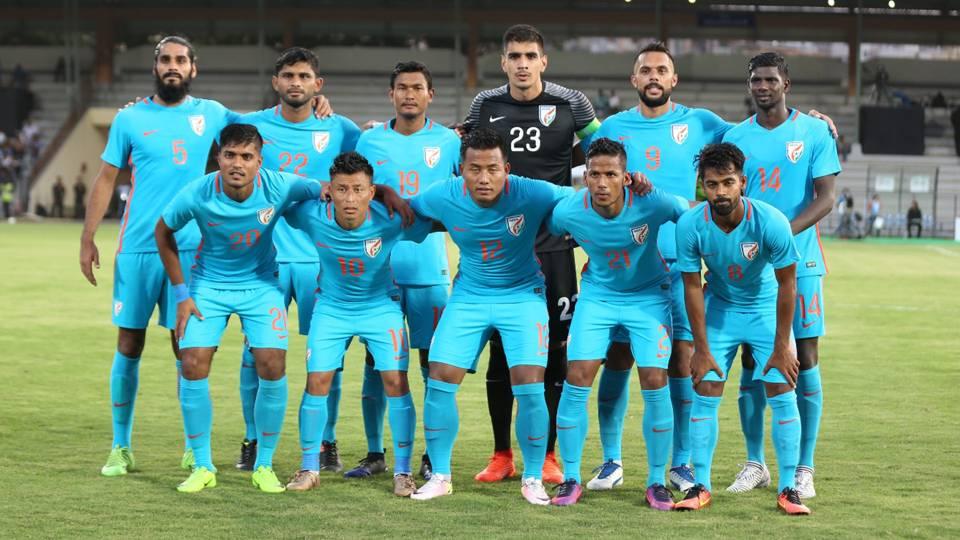 India Nepal International Friendly 2017
