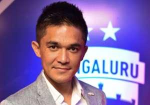 Chhetri returns for the Bengaluru FC's preseason
