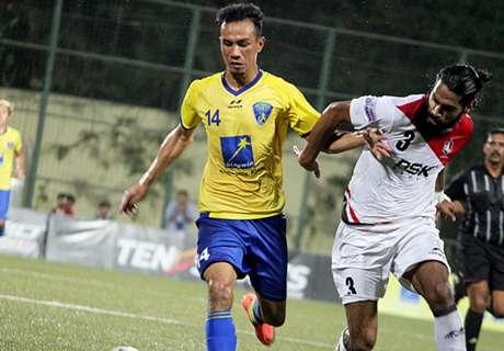 Report: Mumbai FC 4-0 DSK Shivajians