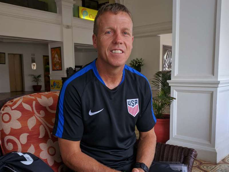 AIFF Youth Cup Exclusive: John Hackworth - No reason Indian football cannot match up to USA