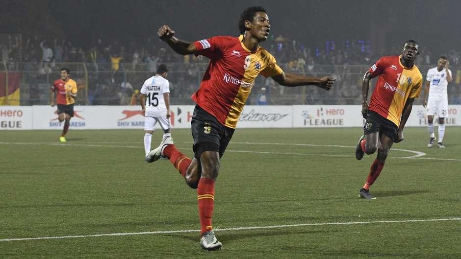 Willis Plaza East Bengal FC Mumbai FC I-League 2017 - Goal.com