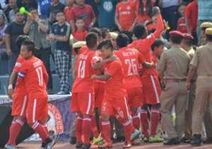 Aizawl FC Mohun Bagan I-League