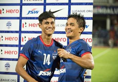 'Lucky' Bengaluru FC must grab unique opportunity