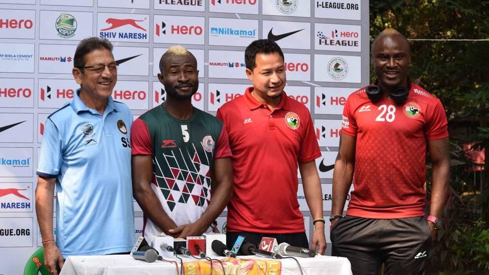 Mohun Bagan Shillong Lajong FC I-League 2017/2018