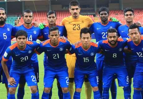 Report: India 1-2 Turkmenistan