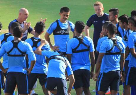 India move up to 162nd in FIFA Rankings