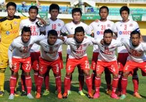 Aizawl FC I-League Squad