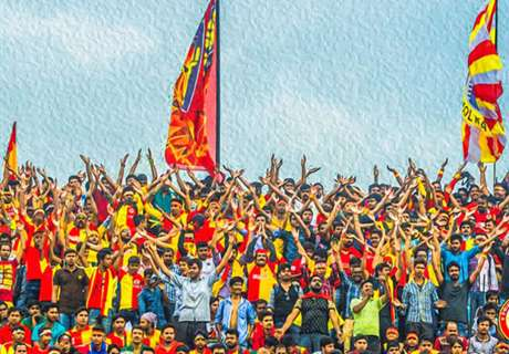 East Bengal lift CFL crown