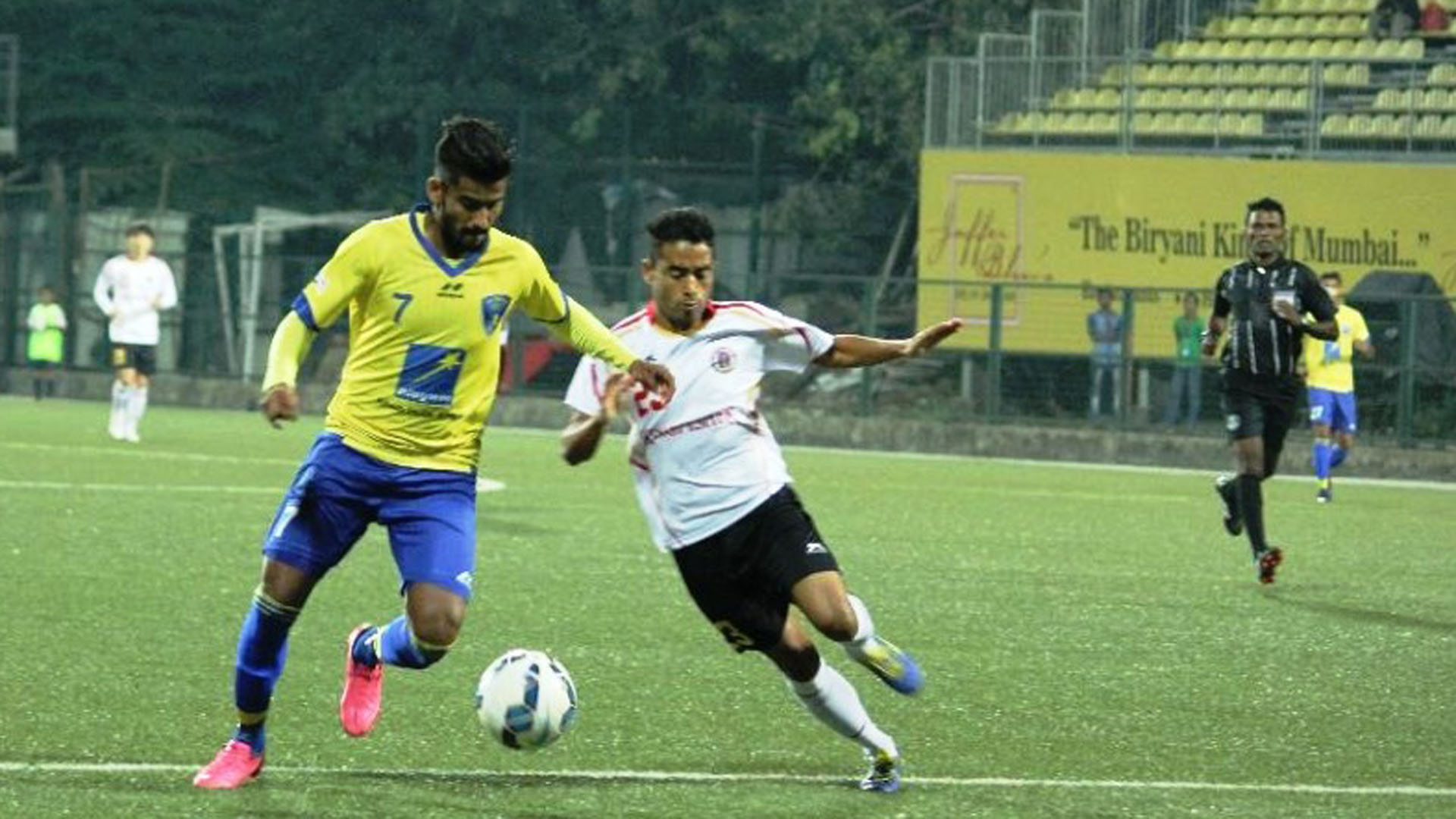I-League Team of the Round 15: Uilliams in hot form for ...