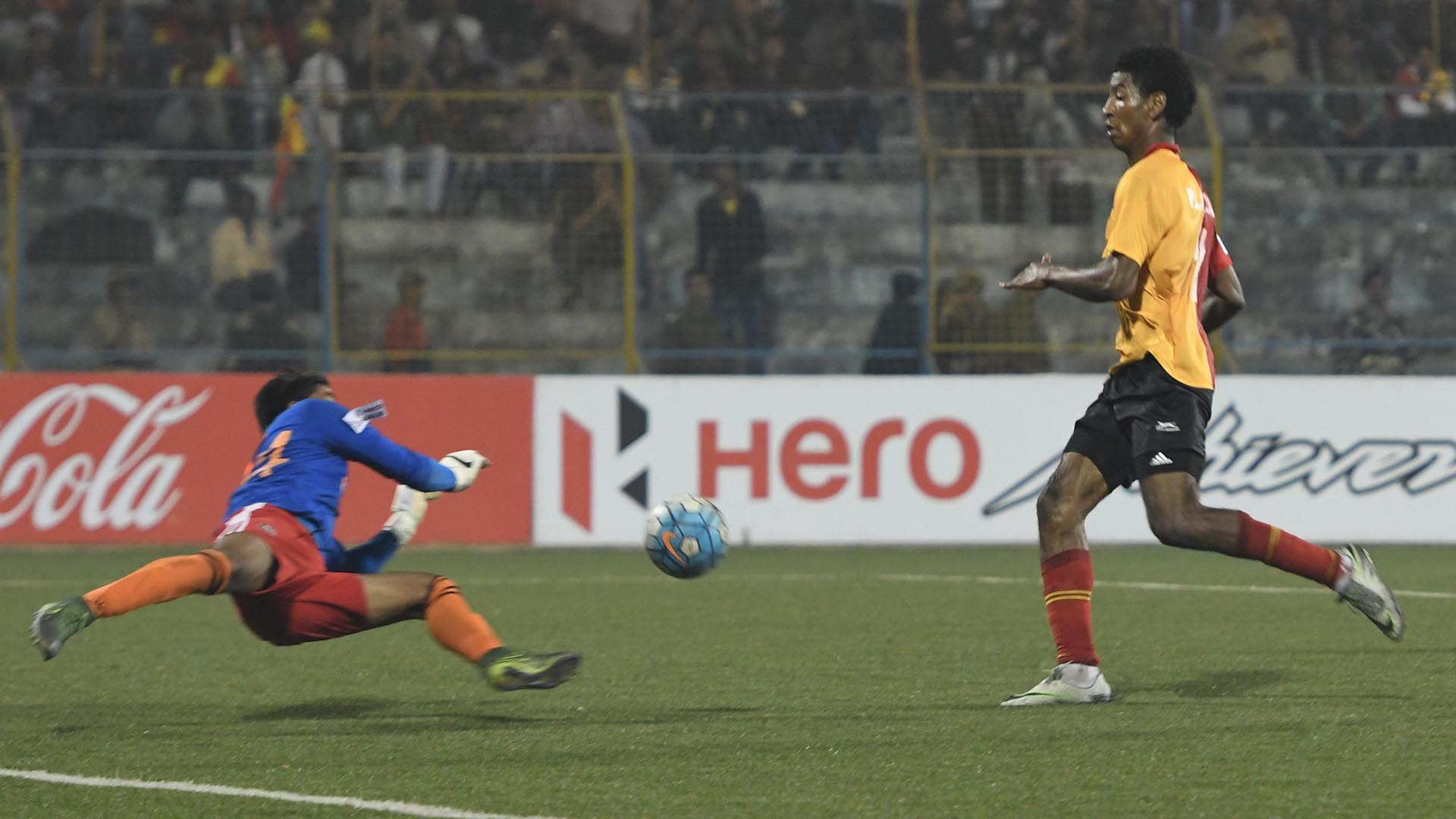 East Bengal 3 - 0 Chennai City Match report - 05/02/17 I ...