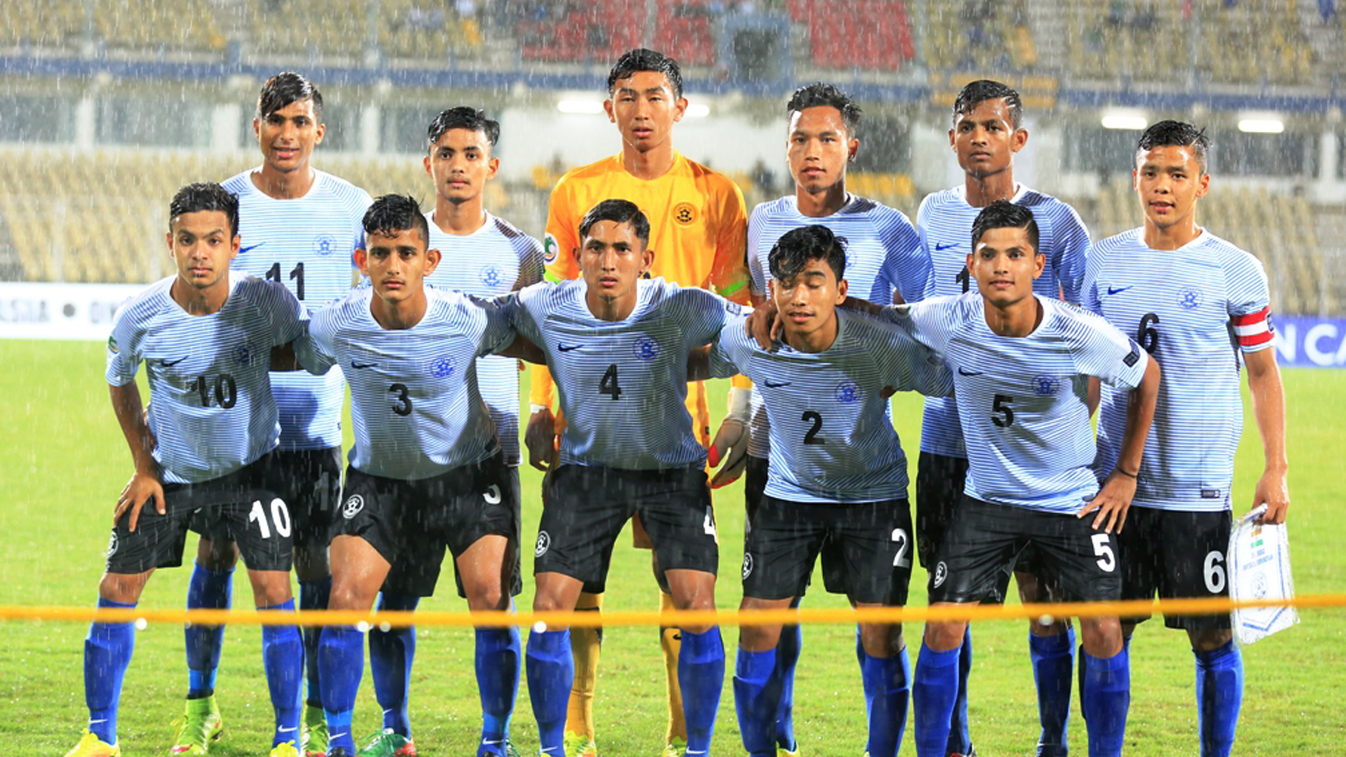 India U-16 National Team AFC U-16 Championships