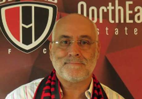 Vingada: 'NEUFC has talented players'
