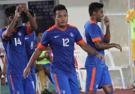 India national team camp in Delhi