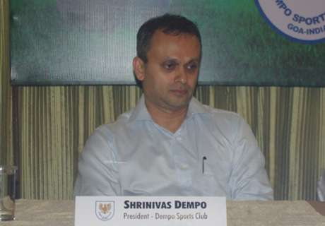 Dempo: No decision to withdraw from I-league