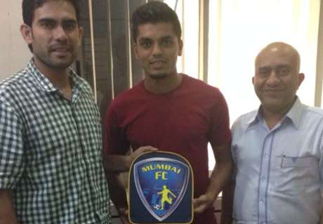 Rahul Bheke extends stay at Mumbai FC