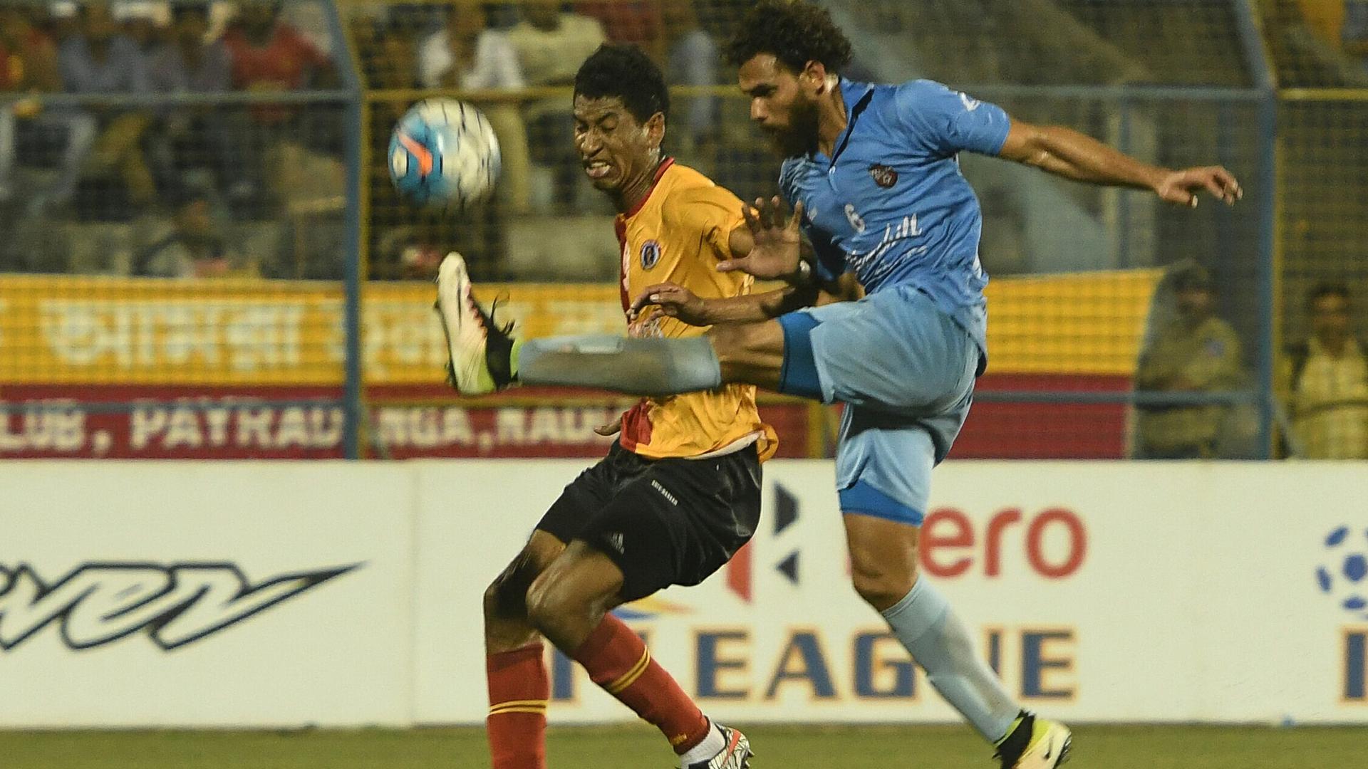 Adil Ahmed Khan East Bengal Churchill Brothers I-League 2017