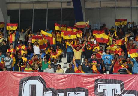 LIVE: Chennai City v East Bengal