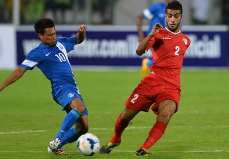 Jackichand on his performance against Laos