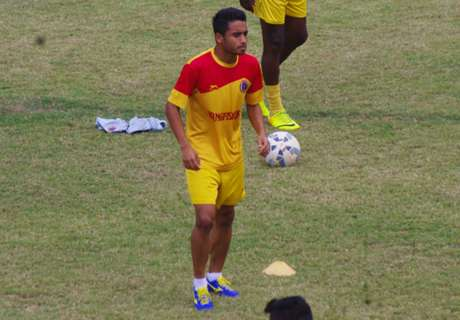 'East Bengal are preparing well'