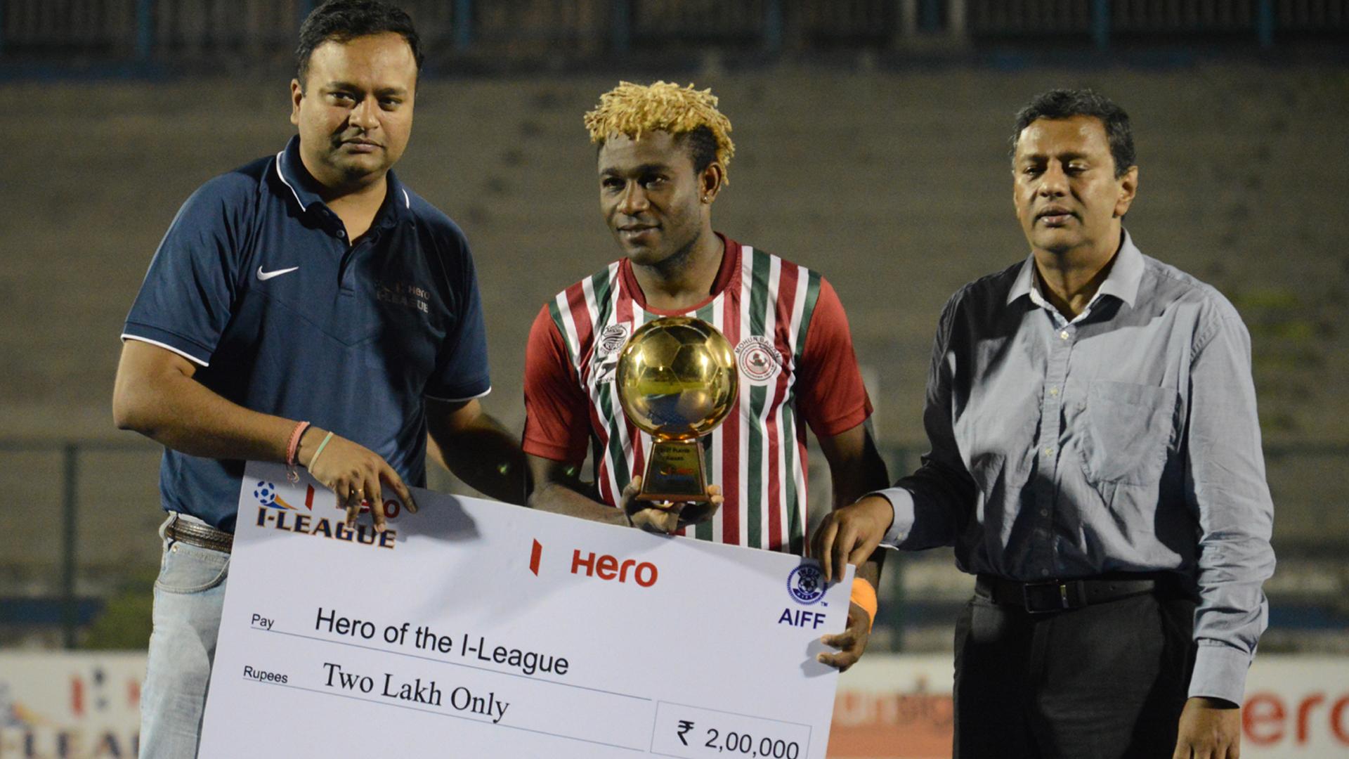 Sony Norde Mohun Bagan Bengaluru FC I-League